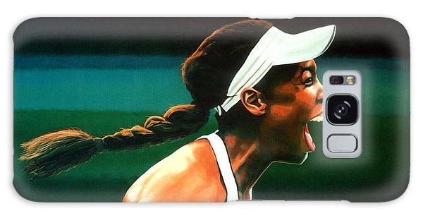 Venus Galaxy Case - Venus Williams by Paul Meijering