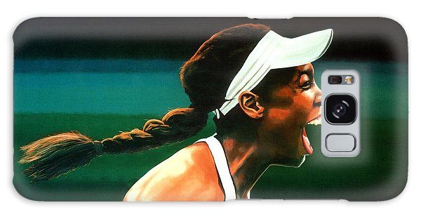 Sportsman Galaxy Case - Venus Williams by Paul Meijering