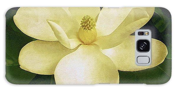 Vintage Magnolia Galaxy Case