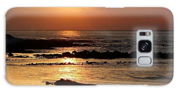 Waikoloa Sunset Galaxy Case