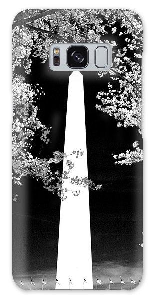 Washington Monument Galaxy Case by Mitch Cat