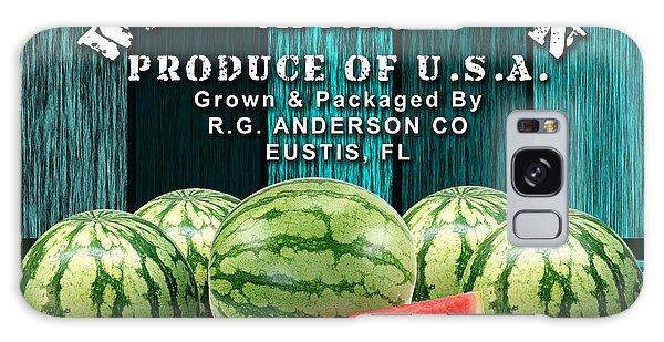 Watermelon Farm Galaxy Case