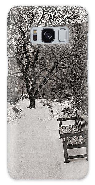 West Village Snow  Galaxy Case