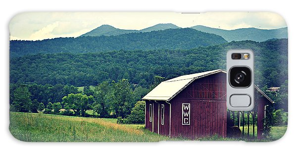 Western North Carolina Farm Galaxy Case