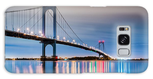 Whitestone Bridge Galaxy Case