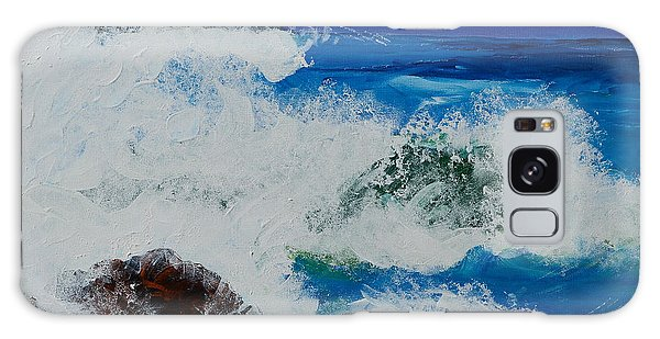 Wild Sea Galaxy Case by Judi Goodwin