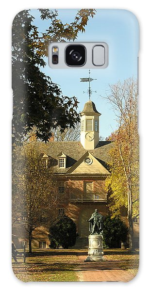 William And Mary College Galaxy Case