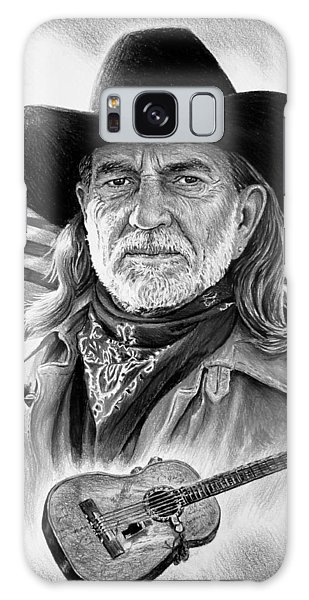 Willie Nelson American Legend Galaxy Case