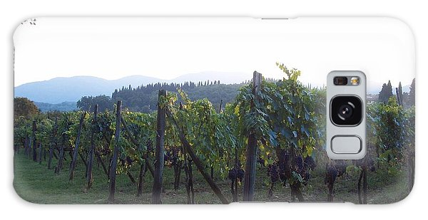 Wine Yards In Loppiano Galaxy Case