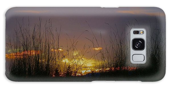 Winter Sunset Galaxy Case by Michael Dohnalek