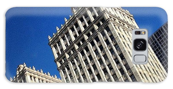Wrigley Building- Chicago Galaxy Case