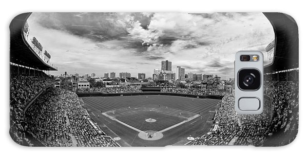 Chicago Art Galaxy Case - Wrigley Field  by Greg Wyatt