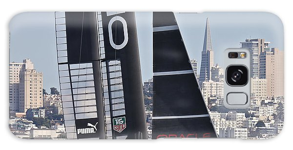 America's Cup Oracle Galaxy Case