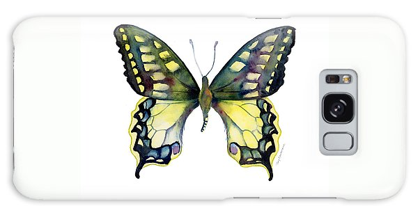 20 Old World Swallowtail Butterfly Galaxy Case