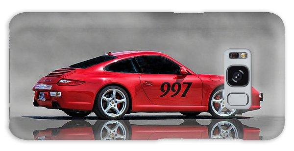 2009 Porsche Carrera Galaxy Case by Sylvia Thornton