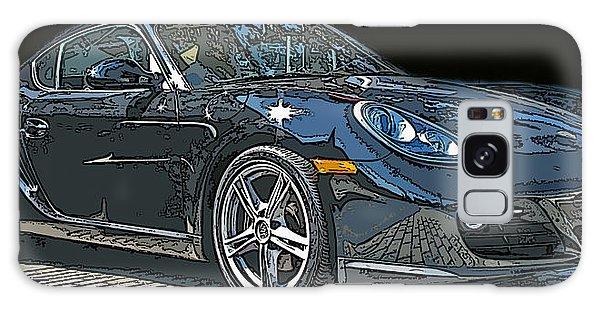 2009 Porsche Cayman Galaxy Case