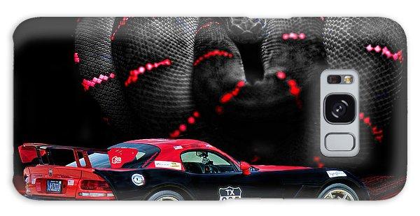 2010 Dodge Viper Galaxy Case by Sylvia Thornton
