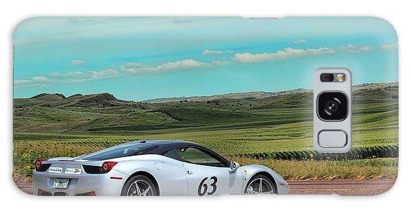 2010 Ferrari Galaxy Case by Sylvia Thornton
