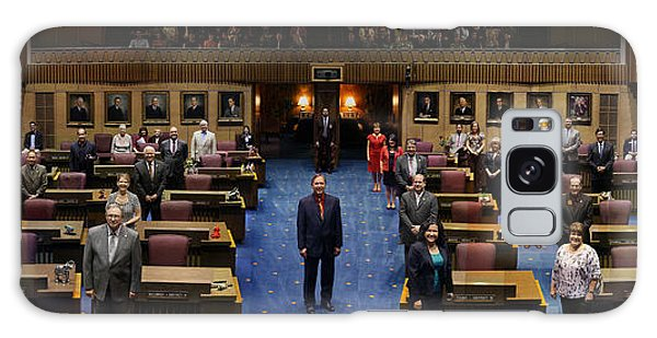2013 Arizona Senate Portrait Galaxy Case