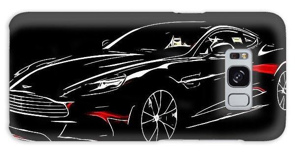 2013 Aston Martin Vanquish Galaxy Case