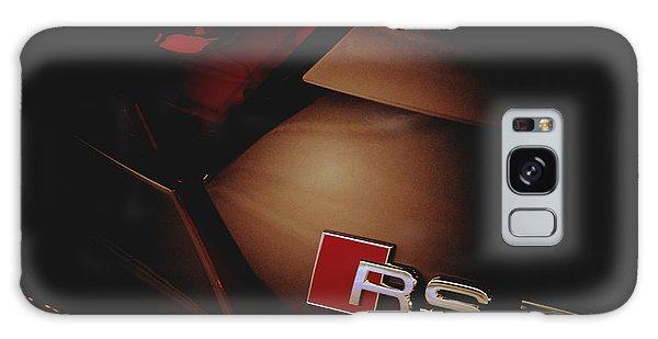 2014 Audi Rs7 Logo Rear Galaxy Case