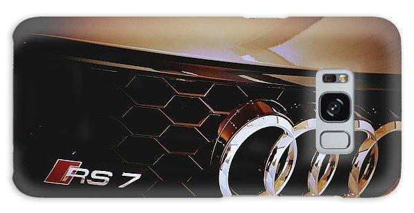 2014 Audi Rs7 Logo Galaxy Case