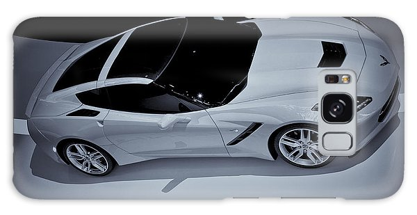 2014 Chevy Corvette  Bw Galaxy Case