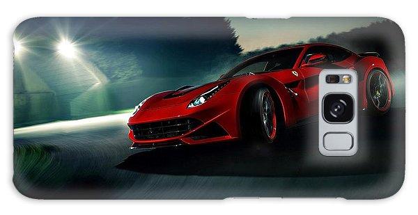 2014 Novitec Rosso Ferrari F12 Berlinetta N Largo Galaxy Case