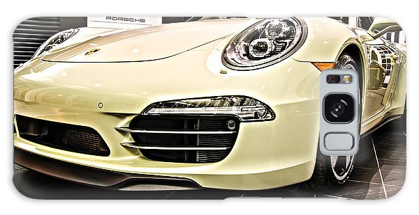 2014 Porsche 911 50th Front Galaxy Case