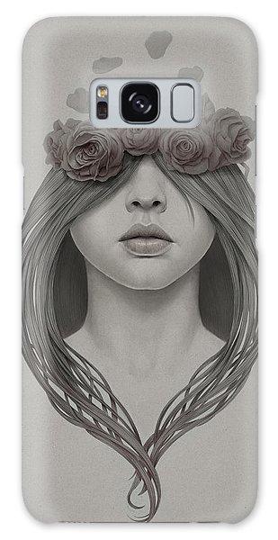 Hair Galaxy Case - 214 by Diego Fernandez