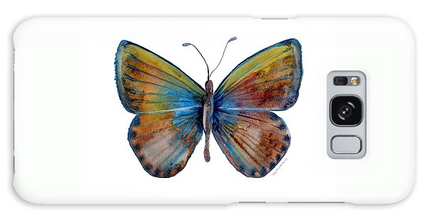 22 Clue Butterfly Galaxy Case