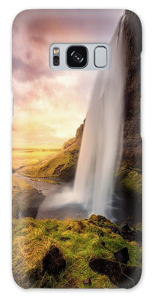 Iceland Galaxy S8 Case - Untitled by David Mart??n Cast??n