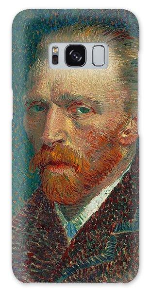 Art Institute Galaxy Case - Self-portrait by Vincent van Gogh