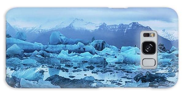 Ice Galaxy Case - Untitled by David Mart??n Cast??n