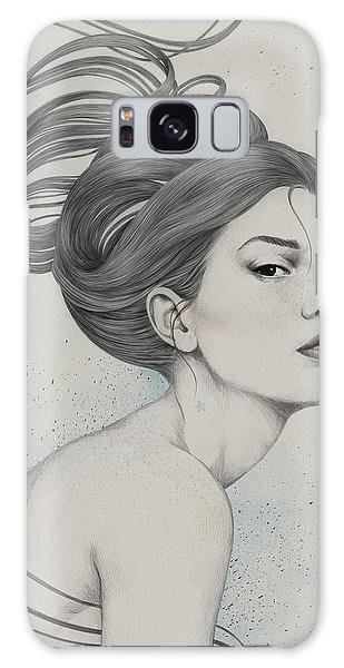 Hair Galaxy Case - 230 by Diego Fernandez