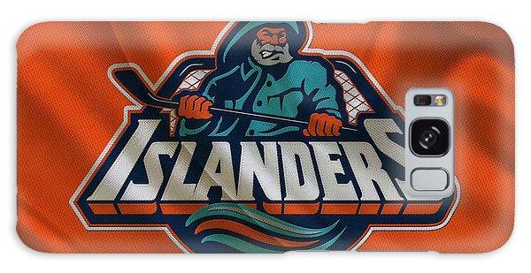 Islanders Galaxy Case - New York Islanders by Joe Hamilton