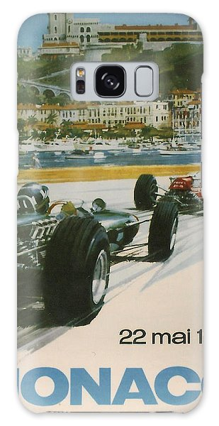 24th Monaco Grand Prix 1966 Galaxy Case