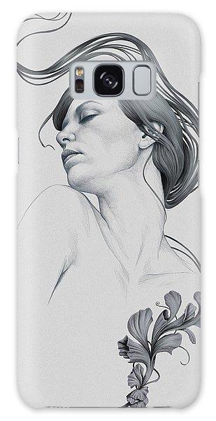 Hair Galaxy Case - 265 by Diego Fernandez