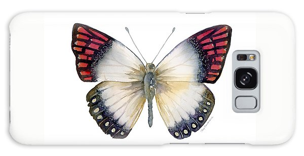 27 Magenta Tip Butterfly Galaxy Case