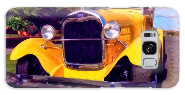 '28 Ford Pick Up Galaxy Case by Michael Pickett