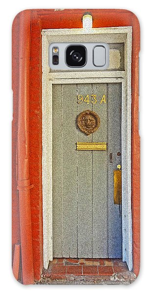 New Orleans Door Galaxy Case