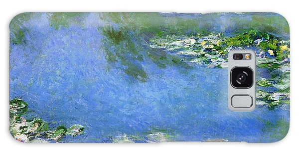 Art Institute Galaxy Case - Water Lilies by Claude Monet