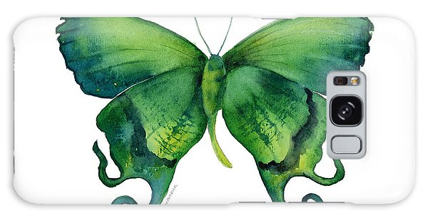 Iridescent Galaxy Case - 29 Arcas Butterfly by Amy Kirkpatrick