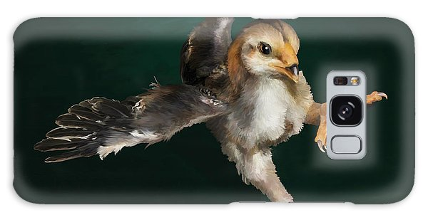 Galaxy Case - 29. Yamato Chick by Sigrid Van Dort