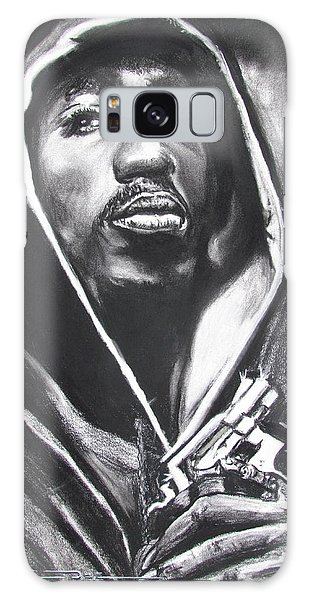 2pac - Thug Life Galaxy Case