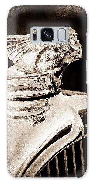 Galaxy Case featuring the photograph 1927 Buick Goddess Hood Ornament by Jill Reger