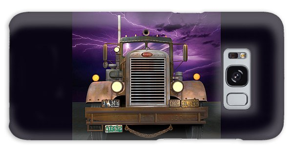 Semis Galaxy Case - 1955 Peterbilt by Stuart Swartz