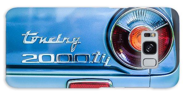1972 Galaxy Case - 1972 Bmw 2000 Tii Touring Taillight Emblem -0182c by Jill Reger