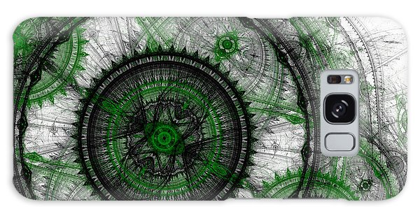 Abstract Mechanical Fractal Galaxy Case