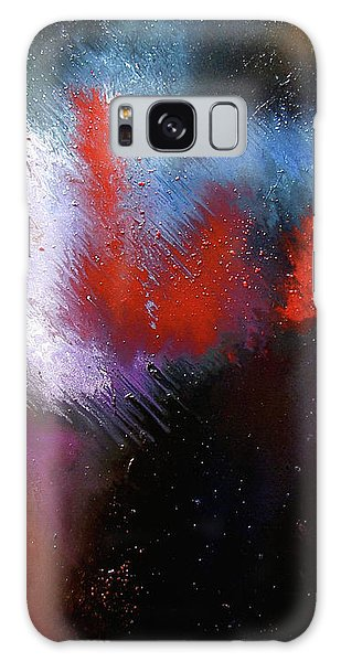 Abstract Galaxy Case by Min Zou